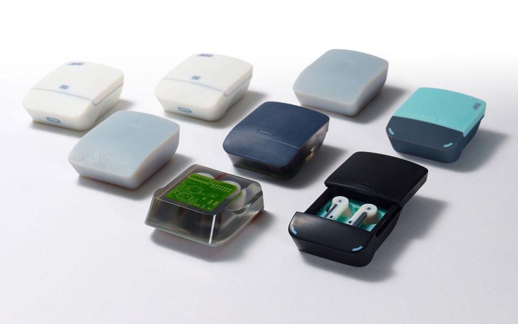 Verschiedene Designmuster können schnell und effektiv im 3D-Druck erstellt werden.