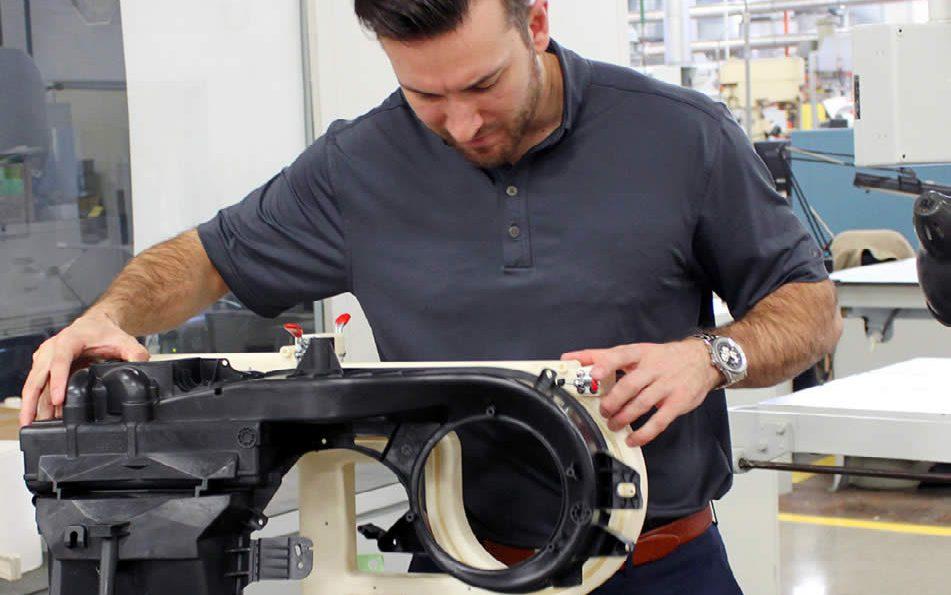 Beschleunigen Sie Ihre Prozesse im Werkzeug- und Vorrichtungsbau