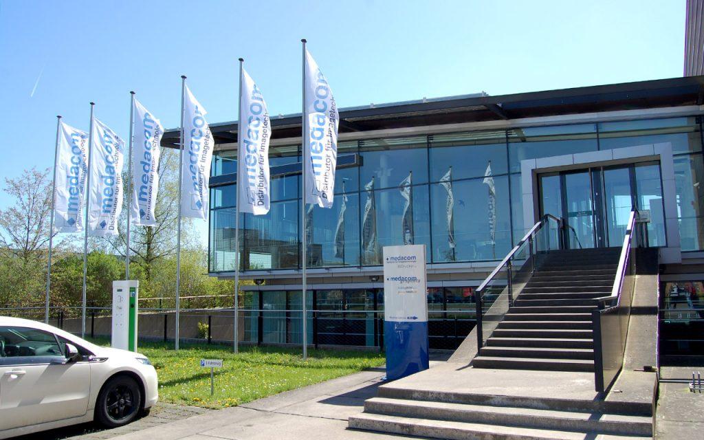 medacom GmbH Distributor für Imagetechnologie in Butzbach